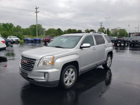 2016 GMC Terrain for sale at White's Honda Toyota of Lima in Lima OH