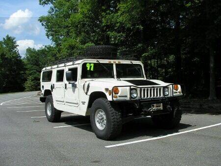 1997 AM General Hummer for sale at RICH AUTOMOTIVE Inc in High Point NC