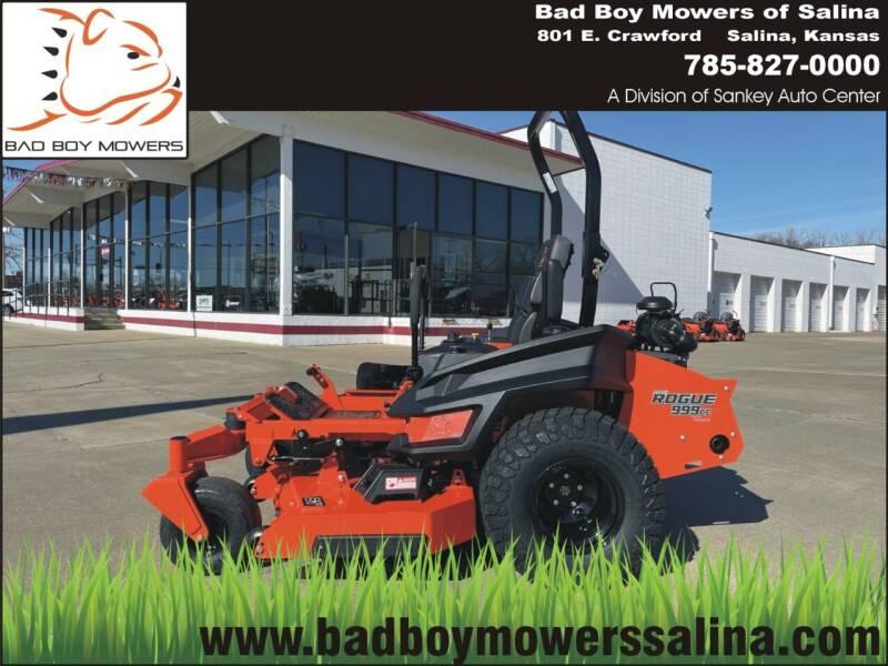 Bad Boy Rogue 61 (#7208) for sale at Bad Boy Mowers Salina in Salina KS