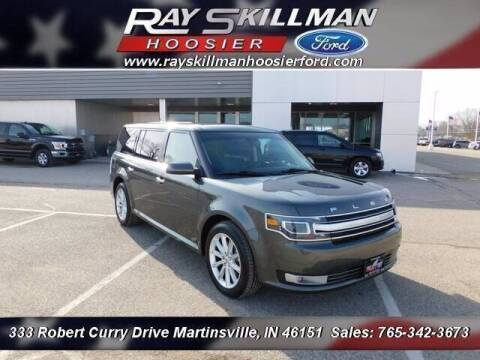 2019 Ford Flex for sale at Ray Skillman Hoosier Ford in Martinsville IN