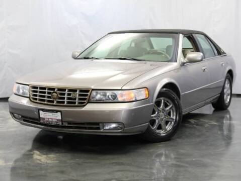 1998 Cadillac Seville for sale at United Auto Exchange in Addison IL