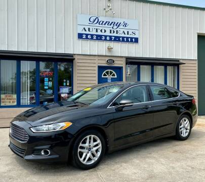 2013 Ford Fusion for sale at Danny's Auto Deals in Grafton WI