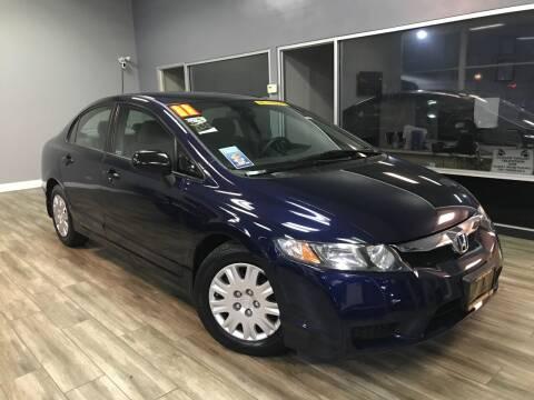 2011 Honda Civic for sale at Golden State Auto Inc. in Rancho Cordova CA