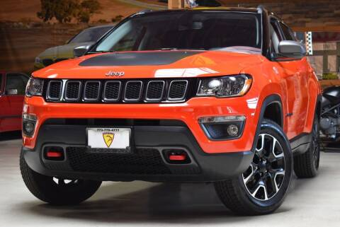 2020 Jeep Compass for sale at Chicago Cars US in Summit IL