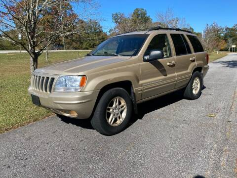 1999 Jeep Grand Cherokee for sale at Front Porch Motors Inc. in Conyers GA