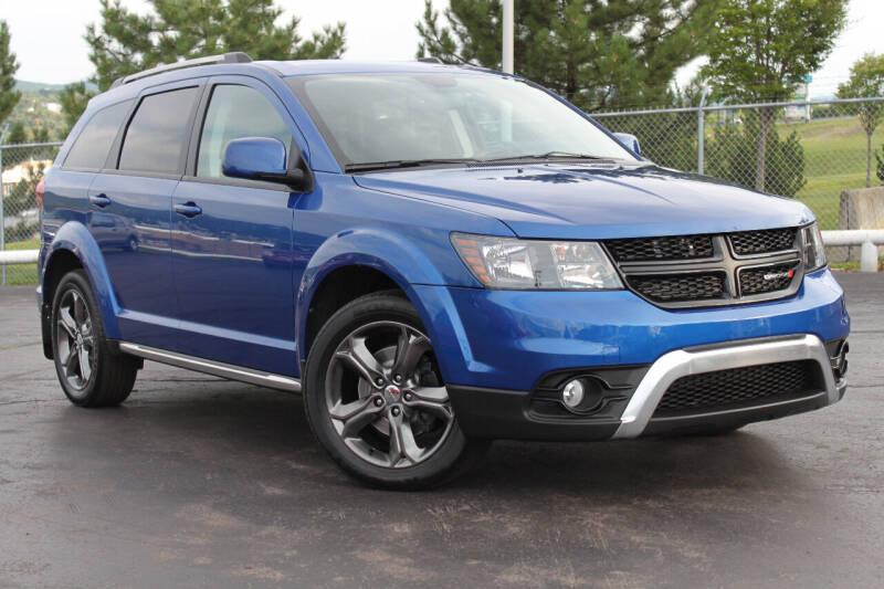 2015 Dodge Journey for sale at Dan Paroby Auto Sales in Scranton PA