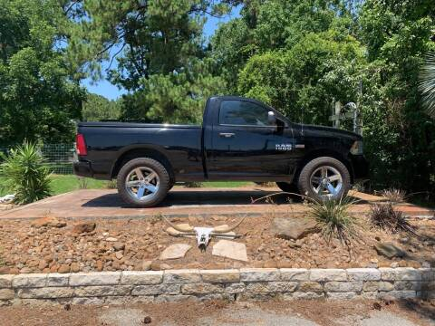 2014 RAM Ram Pickup 1500 for sale at Texas Truck Sales in Dickinson TX