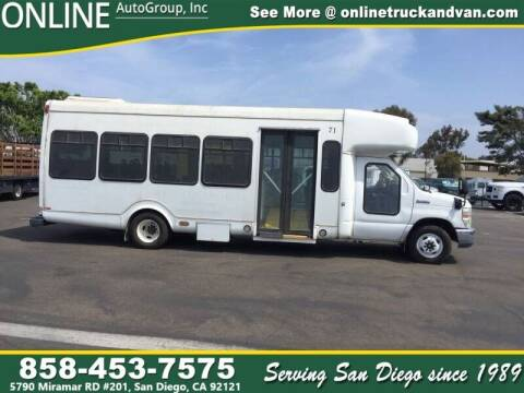 2011 Ford E-Series Chassis for sale at Online Auto Group Inc in San Diego CA