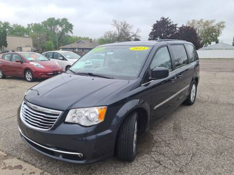 2013 Chrysler Town and Country for sale at River Motors in Portage WI