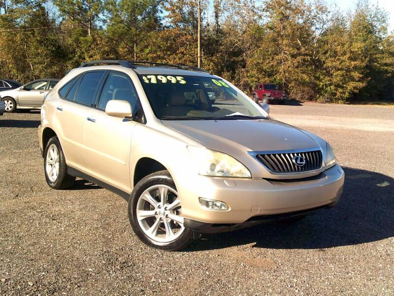 2008 Lexus RX 350 for sale at Let's Go Auto Of Columbia in West Columbia SC