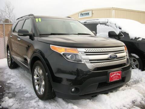 2011 Ford Explorer for sale at Lloyds Auto Sales & SVC in Sanford ME