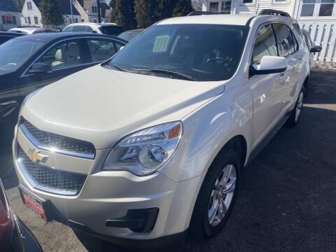 2014 Chevrolet Equinox for sale at CLASSIC MOTOR CARS in West Allis WI