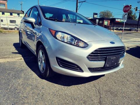 2017 Ford Fiesta for sale at Paisanos Chevrolane in Seattle WA