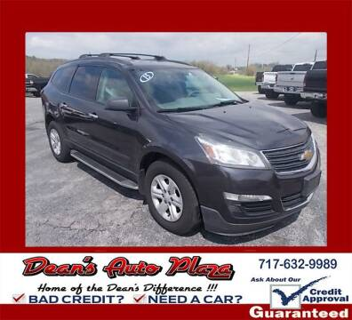 2014 Chevrolet Traverse for sale at Dean's Auto Plaza in Hanover PA
