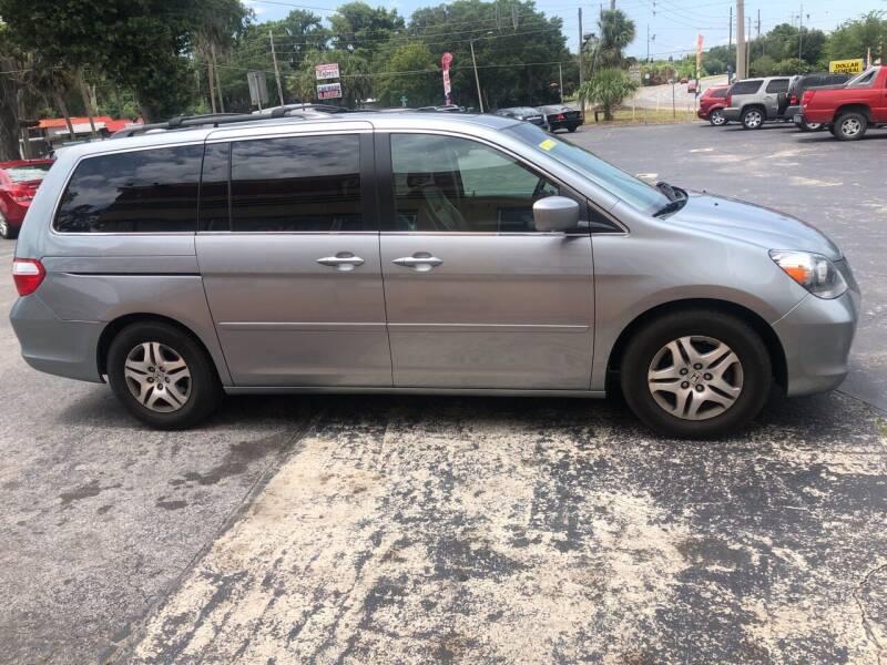 2007 Honda Odyssey EX-L 4dr Mini-Van w/DVD and Navi - Eustis FL