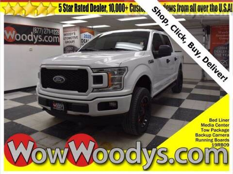 2019 Ford F-150 for sale at WOODY'S AUTOMOTIVE GROUP in Chillicothe MO