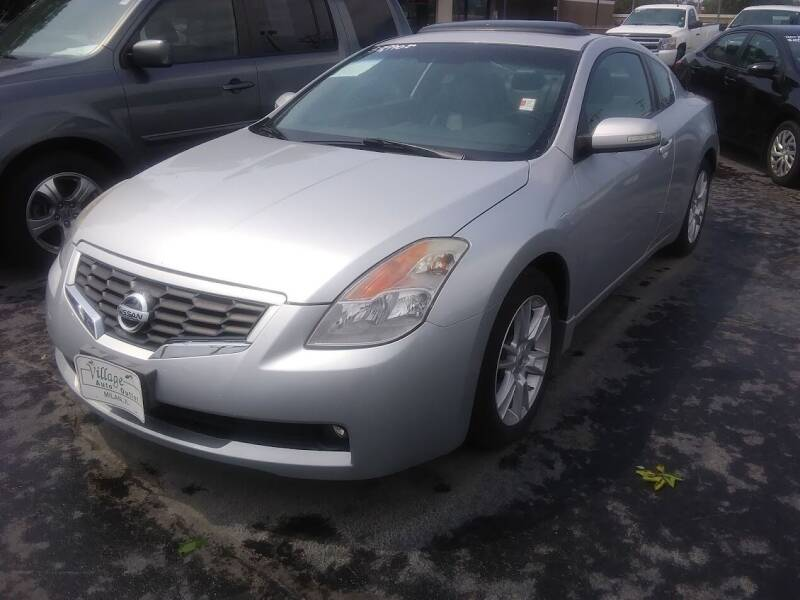 2008 Nissan Altima for sale at Village Auto Outlet in Milan IL