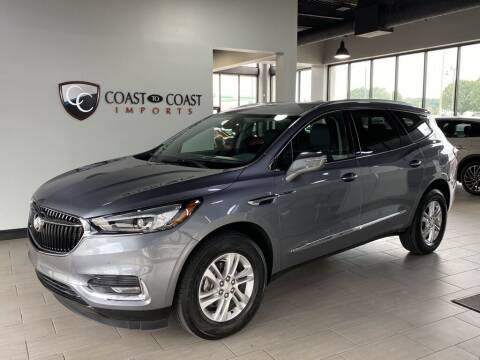 2020 Buick Enclave for sale at Coast to Coast Imports in Fishers IN