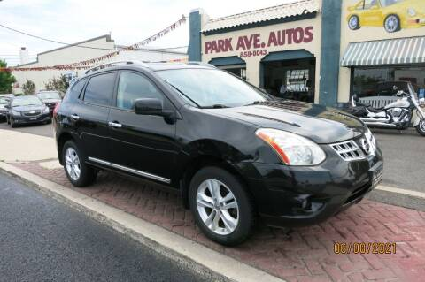 2013 Nissan Rogue for sale at PARK AVENUE AUTOS in Collingswood NJ