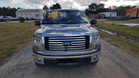 2011 Ford F-150 for sale at Auto Guarantee, LLC in Eunice LA