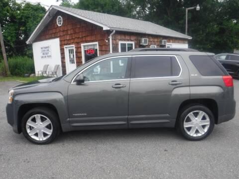 2012 GMC Terrain for sale at Trade Zone Auto Sales in Hampton NJ