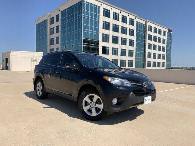 2013 Toyota RAV4 for sale at SIGNATURE Sales & Consignment in Austin TX