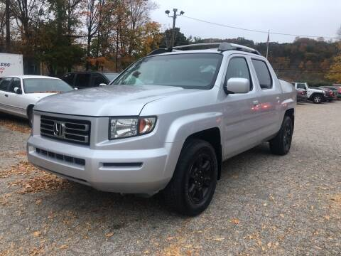 2007 Honda Ridgeline for sale at Used Cars 4 You in Serving NY