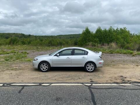 2008 Mazda MAZDA3 for sale at Classic Heaven Used Cars & Service in Brimfield MA