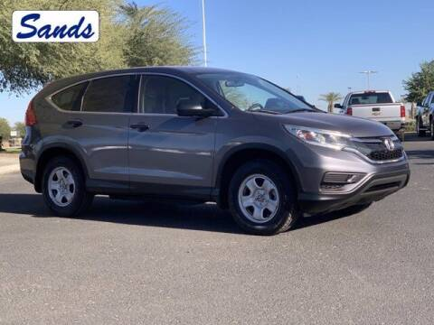 2016 Honda CR-V for sale at Sands Chevrolet in Surprise AZ