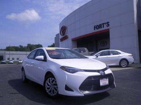 2018 Toyota Corolla for sale at Auto Smart of Pekin in Pekin IL