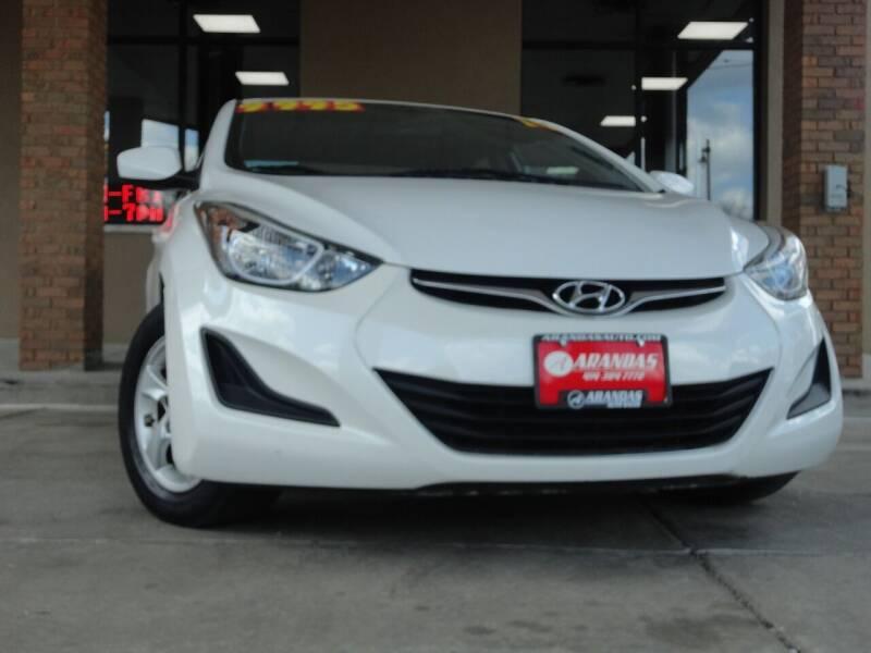 2014 Hyundai Elantra for sale at Arandas Auto Sales in Milwaukee WI