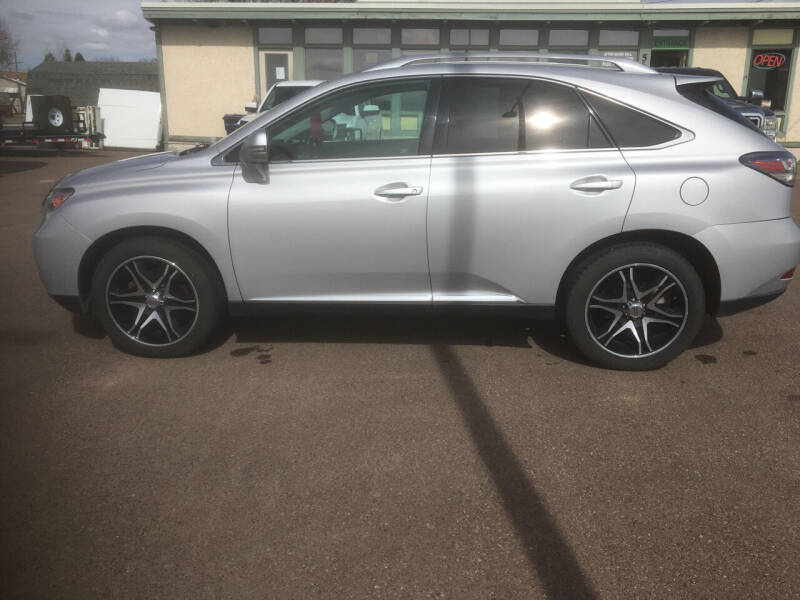 2010 Lexus RX 350 for sale at A Plus Auto LLC in Great Falls MT