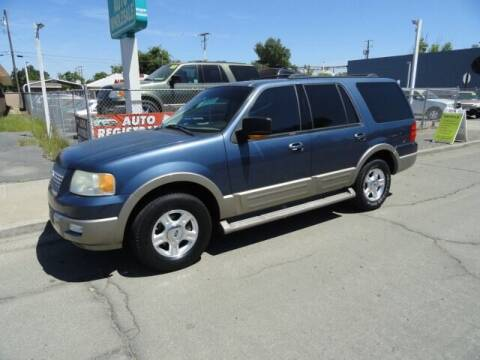 2004 Ford Expedition for sale at Gridley Auto Wholesale in Gridley CA