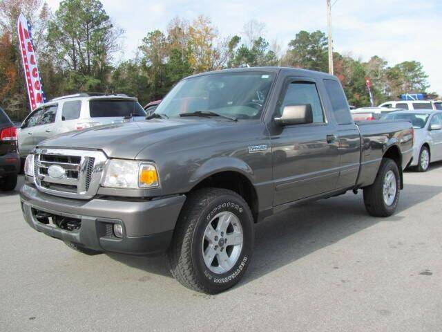 2006 Ford Ranger for sale at Pure 1 Auto in New Bern NC