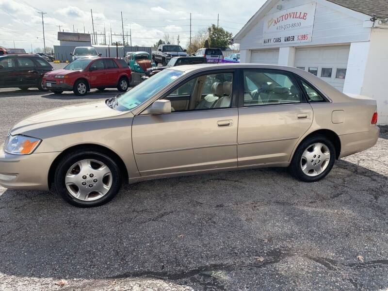 used 2004 toyota avalon for sale in ohio carsforsale com 2004 toyota avalon for sale in ohio
