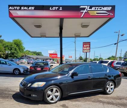2007 Lexus GS 350 for sale at Fletcher Auto Sales in Augusta GA