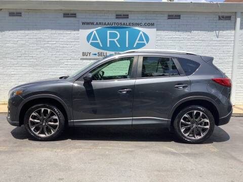 2016 Mazda CX-5 for sale at ARIA  AUTO  SALES in Raleigh NC
