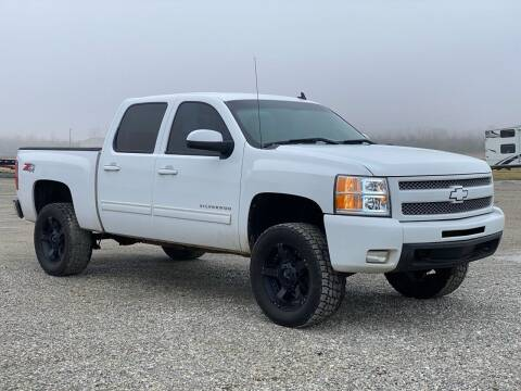 2010 Chevrolet Silverado 1500 for sale at CMC AUTOMOTIVE in Roann IN