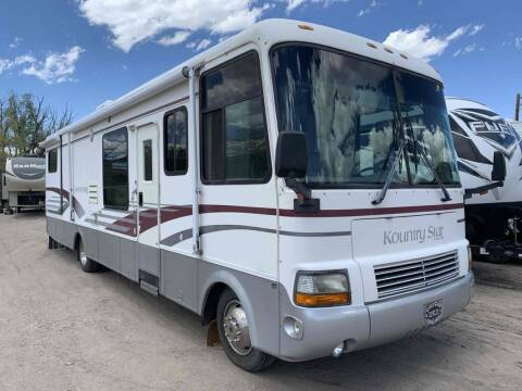1999 Ford Motorhome Chassis for sale at BERKENKOTTER MOTORS in Brighton CO