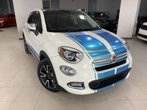 2018 FIAT 500X for sale at Auto Mall of Springfield in Springfield IL