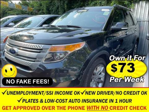 2014 Ford Explorer for sale at AUTOFYND in Elmont NY
