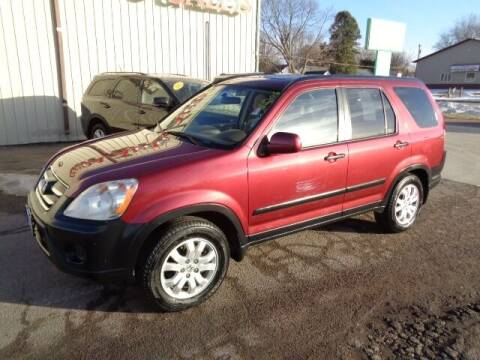2005 Honda CR-V for sale at De Anda Auto Sales in Storm Lake IA