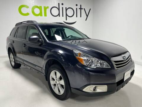 2010 Subaru Outback for sale at Cardipity in Dallas TX