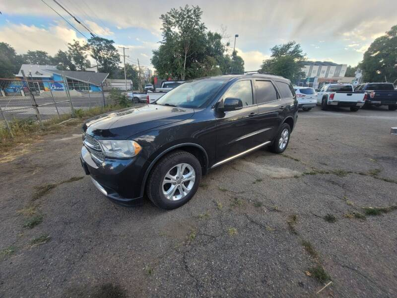 2011 Dodge Durango for sale at JPL Auto Sales LLC in Denver CO