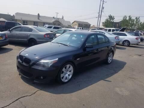 2007 BMW 5 Series for sale at Cool Cars LLC in Spokane WA