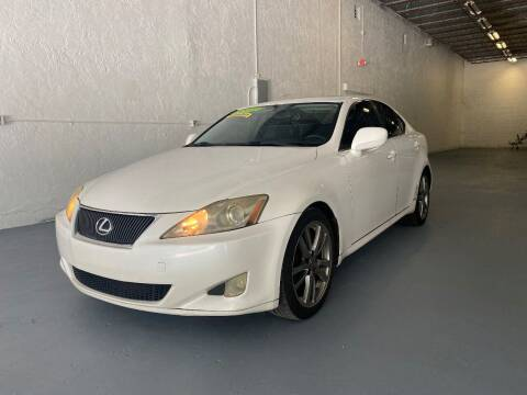 2008 Lexus IS 250 for sale at Lamberti Auto Collection in Plantation FL