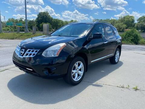 2012 Nissan Rogue for sale at Xtreme Auto Mart LLC in Kansas City MO