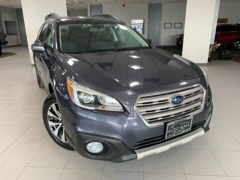 2015 Subaru Outback for sale at Auto Mall of Springfield in Springfield IL