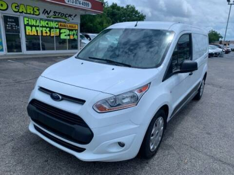 2018 Ford Transit Connect Cargo for sale at Dixie Motors in Fairfield OH