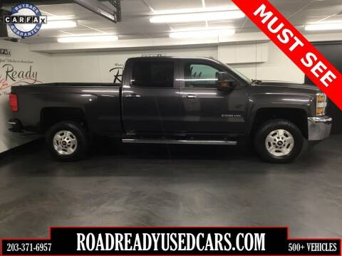 2016 Chevrolet Silverado 2500HD for sale at Road Ready Used Cars in Ansonia CT